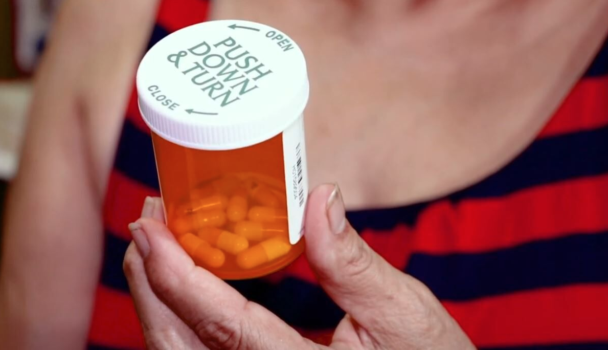 holding medication prescription